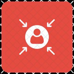 Employee Pressure Icon