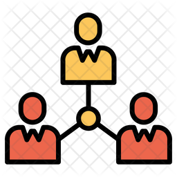 Employee Structure Icon