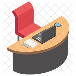 Employer Table Icon