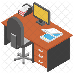 Employer Table Icon