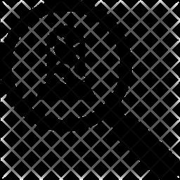 Employment Glyph Icon