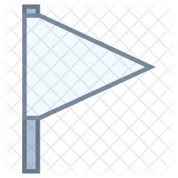 Empty flag Flag Icon