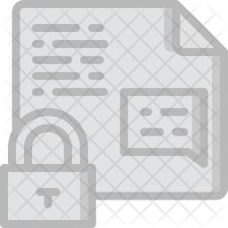 Encrypted Icon png