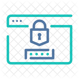 Encrypted Data Icon