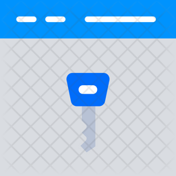 Encrypted Website Icon