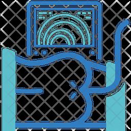 Endoscopy Icon