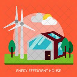 Energy Flat Icon