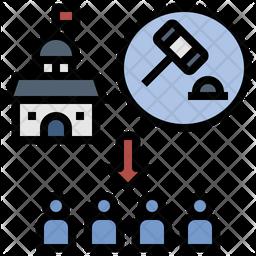 Enforcement Icon