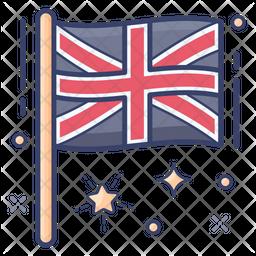England Flag Icon