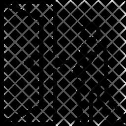 Entry Line Icon