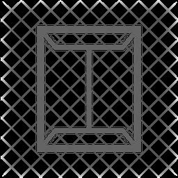 Envelop Line Icon