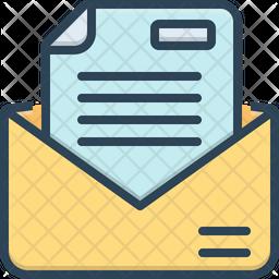 Envelop Mail Icon