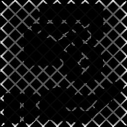 Envelope Glyph Icon