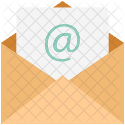 Envelope Isolated Icon