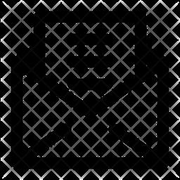 Envelope Open Icon