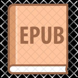 Epub book Icon