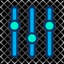 Equaliser Icon