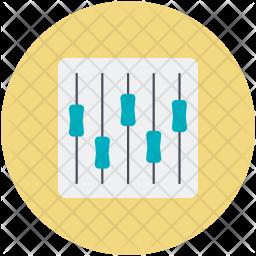 Equalizer Icon