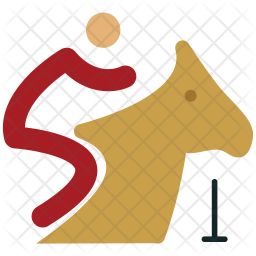 Equestrianism Icon