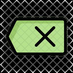Erase Icon