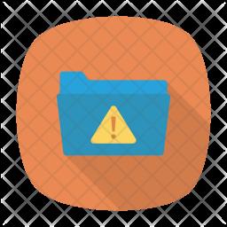 Error in folder Icon