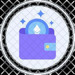 Ethereum wallet Icon