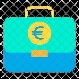 Euro business Icon