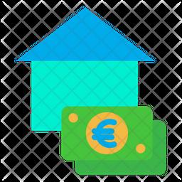 Euro Cost Icon