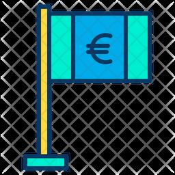 Euro flag Icon