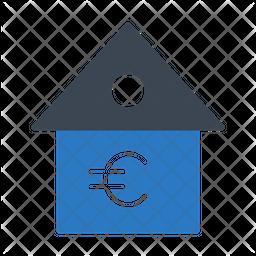 Euro Home Icon