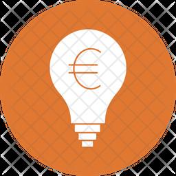 Euro Idea Icon