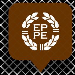 Europe location Icon