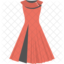 Evening Gown Icon