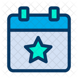 Event Icon Of Colored Outline Style Available In Svg Png Eps Ai Icon Fonts