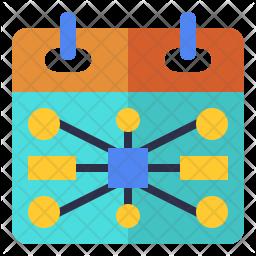 Event management Logo Icon