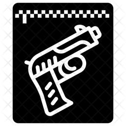 Evidence Glyph Icon