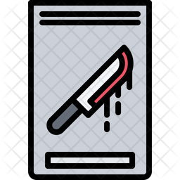 Evidence Report Icon