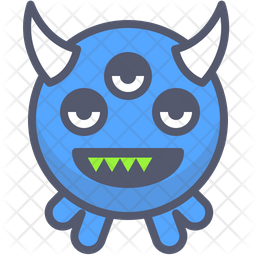 Evil Emoji Icon