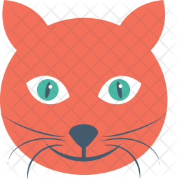 Evil Cat Icon Of Flat Style Available In Svg Png Eps Ai Icon Fonts