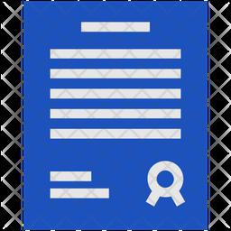 Exam Flat Icon