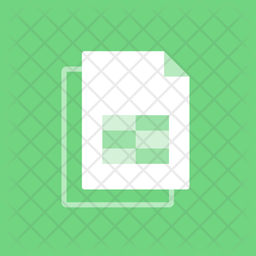 Excel File Icon Of Flat Style Available In Svg Png Eps Ai Icon Fonts