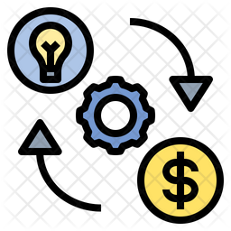 Exchange Icon Of Colored Outline Style Available In Svg Png Eps Ai Icon Fonts