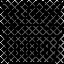 Exchange Line Icon