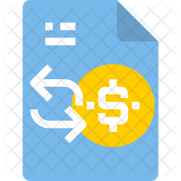 Exchange File Icon