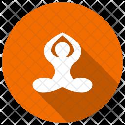 Exercise Glyph Icon