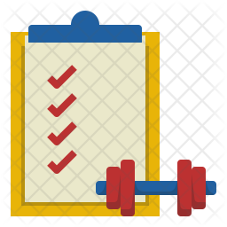 Exercise list Icon