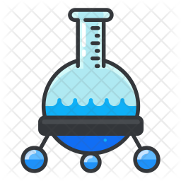 Experiment Colored Outline Icon