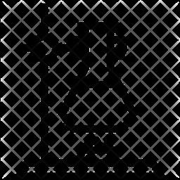 EXPERIMENT Line Icon