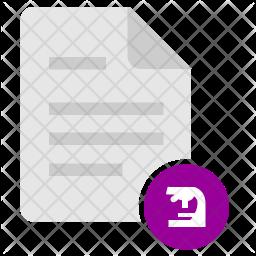 Experiment file Icon