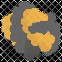 Explosive Fireball Icon